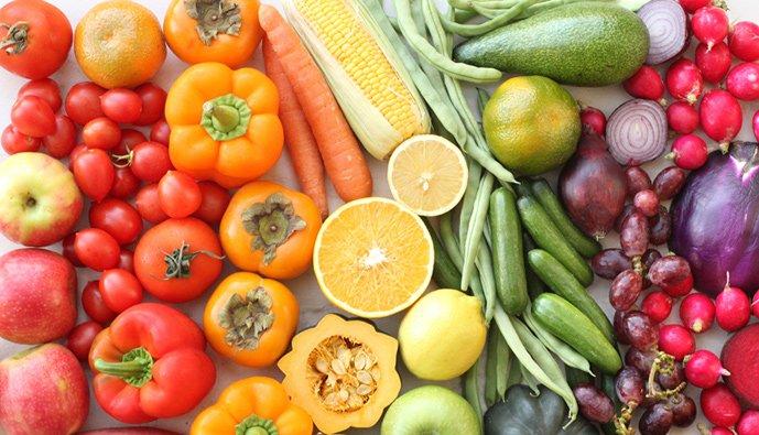 Over Consumption of Acidic Foods & Beverages