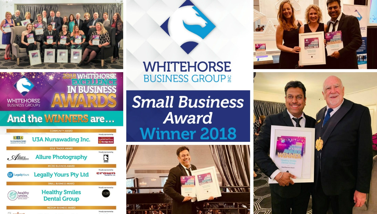 Whitehorse Small Business Award Winner 2018