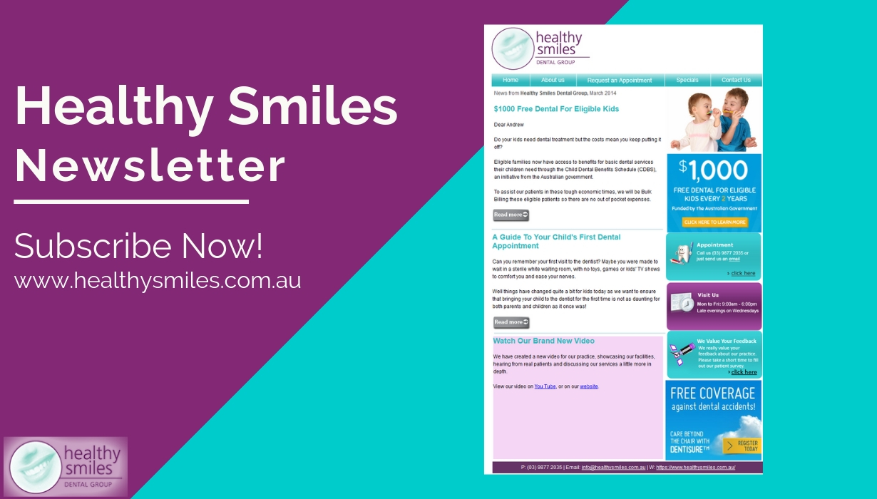 Healthy Smiles Newsletter