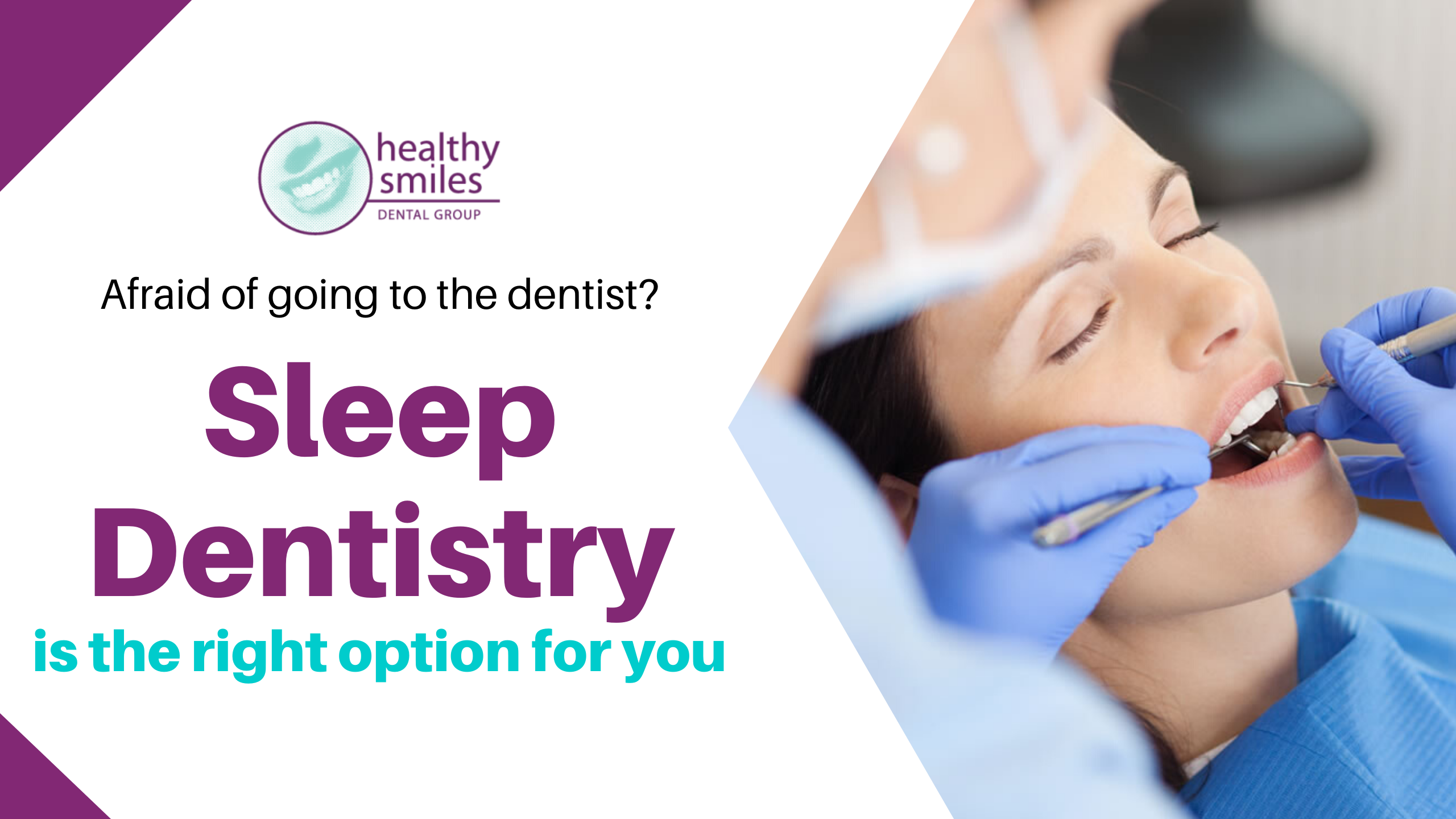 Sleep Dentistry Melbourne