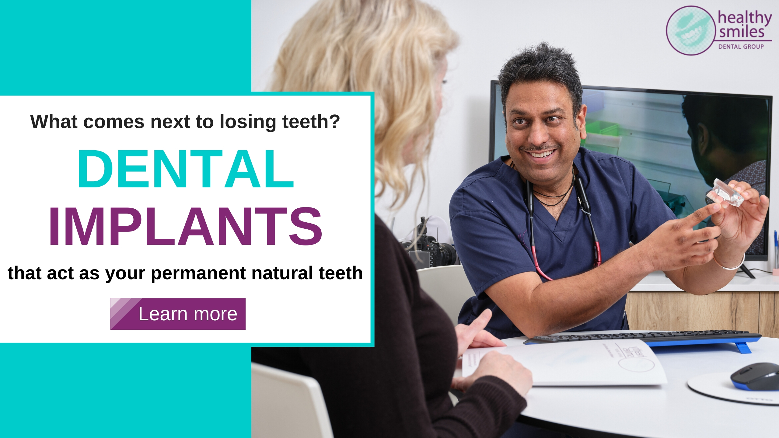 Dental Implant - Your Natural Teeth