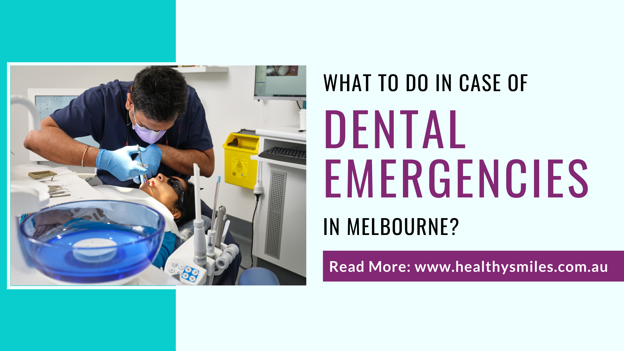 What to do in Case of Dental Emergencies