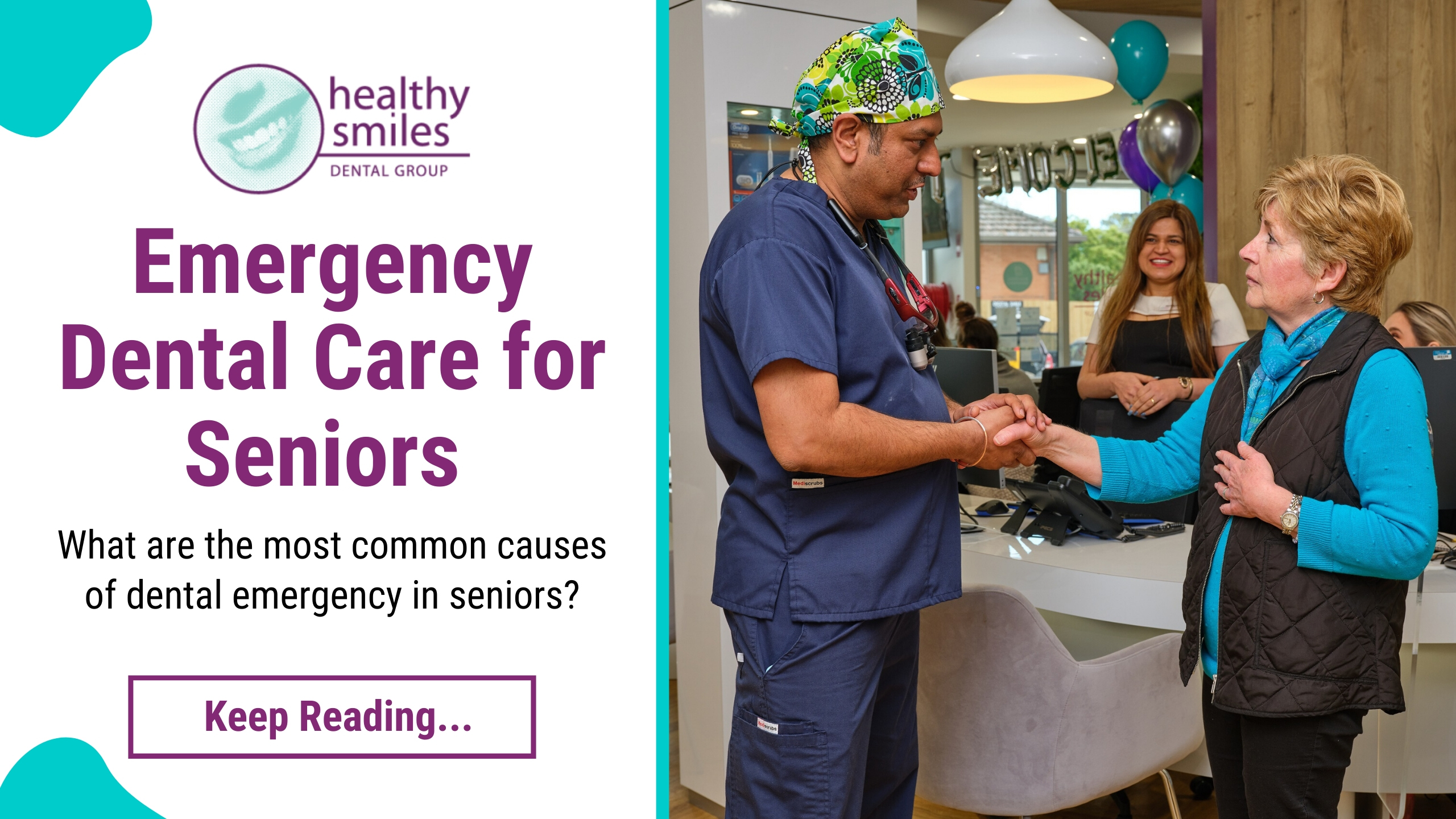 Emergency Dental Care for Seniors in Melbourne