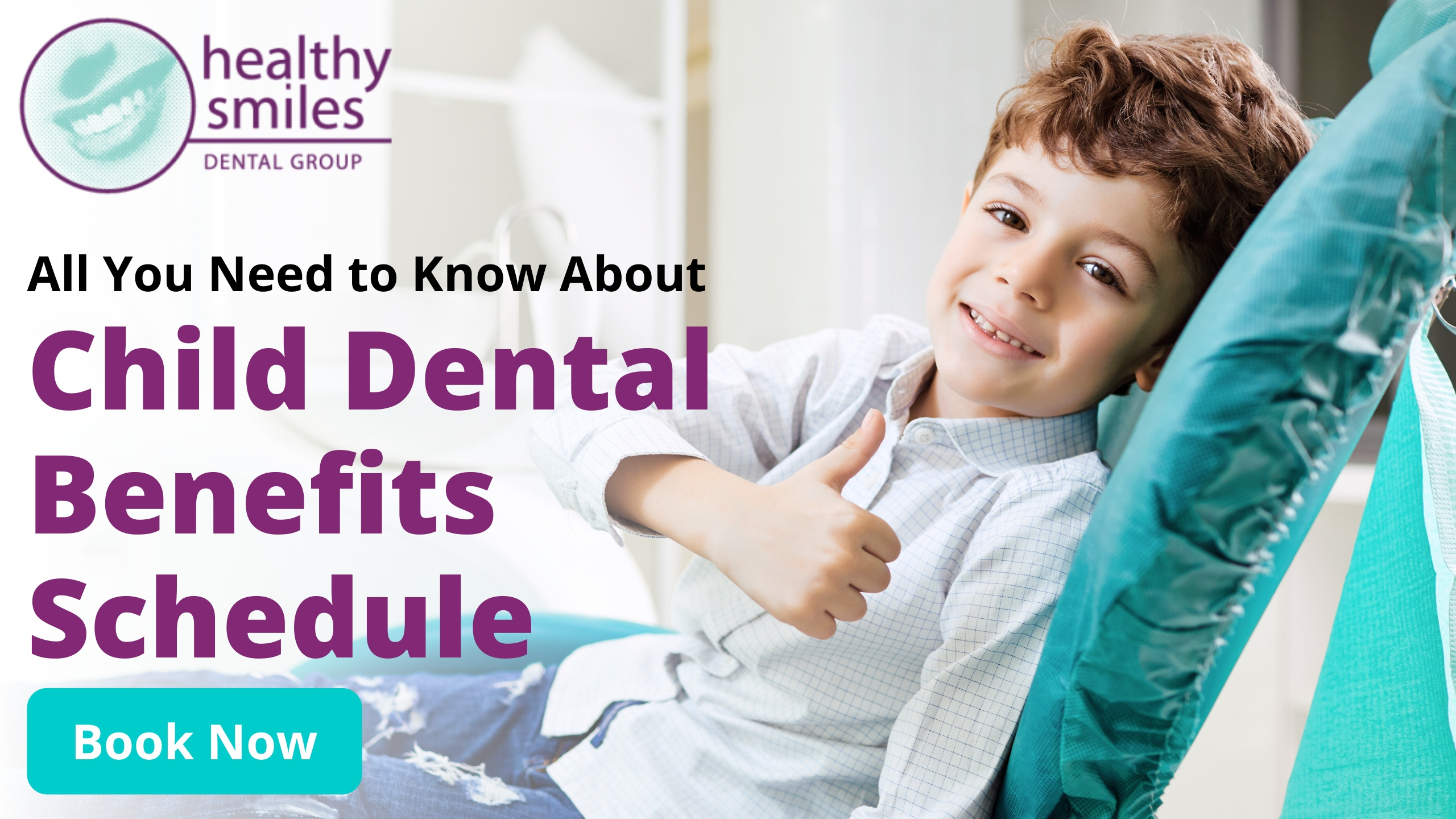 Child Dental Benefits Schedule
