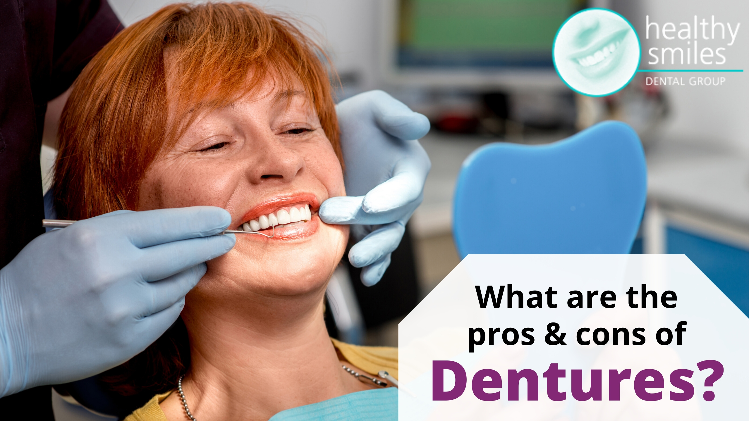 Pros and Cons of Dentures