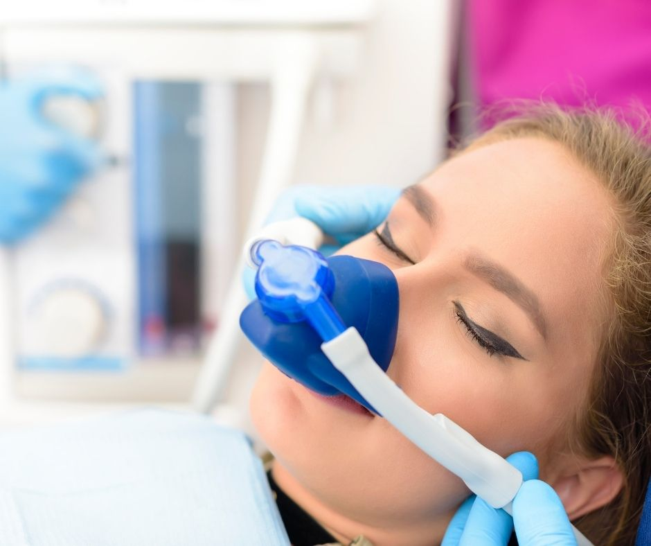 Happy gas cost at melbourne dentist