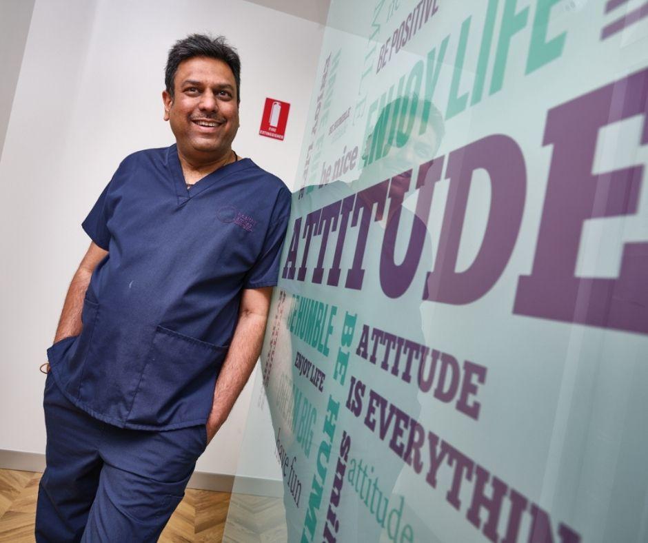 dentist Blackburn-Healthy smiles-Dr. Ved Berani