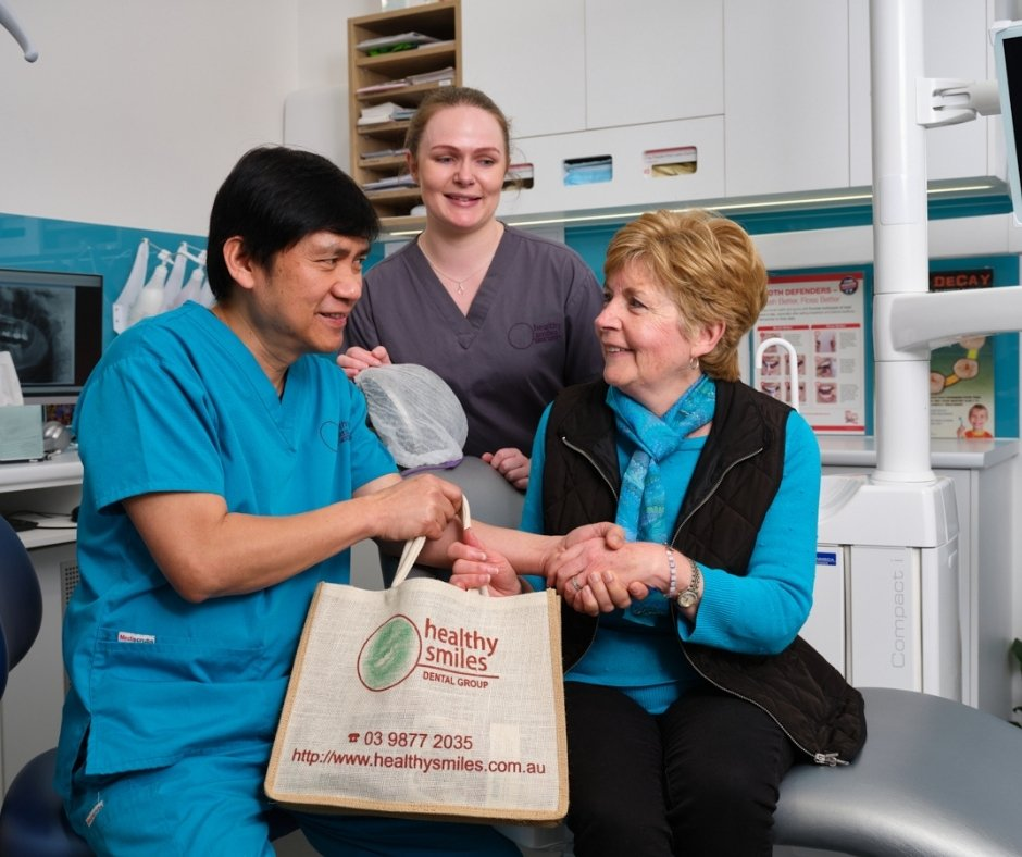 Comprehensive Dental Care and Treatments in a Single Location