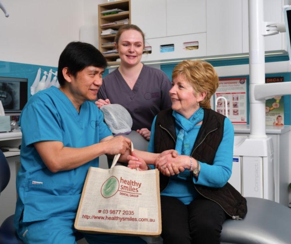 comprehensive dental care at blackburn dentist