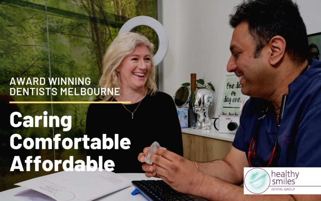 Bupa Dentist Melbourne-Members First Platinum Dentist – Healthy Smiles