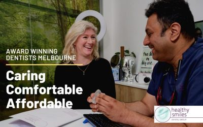 Bupa Dentist Melbourne-Members First Platinum Dentist – Healthy Smiles
