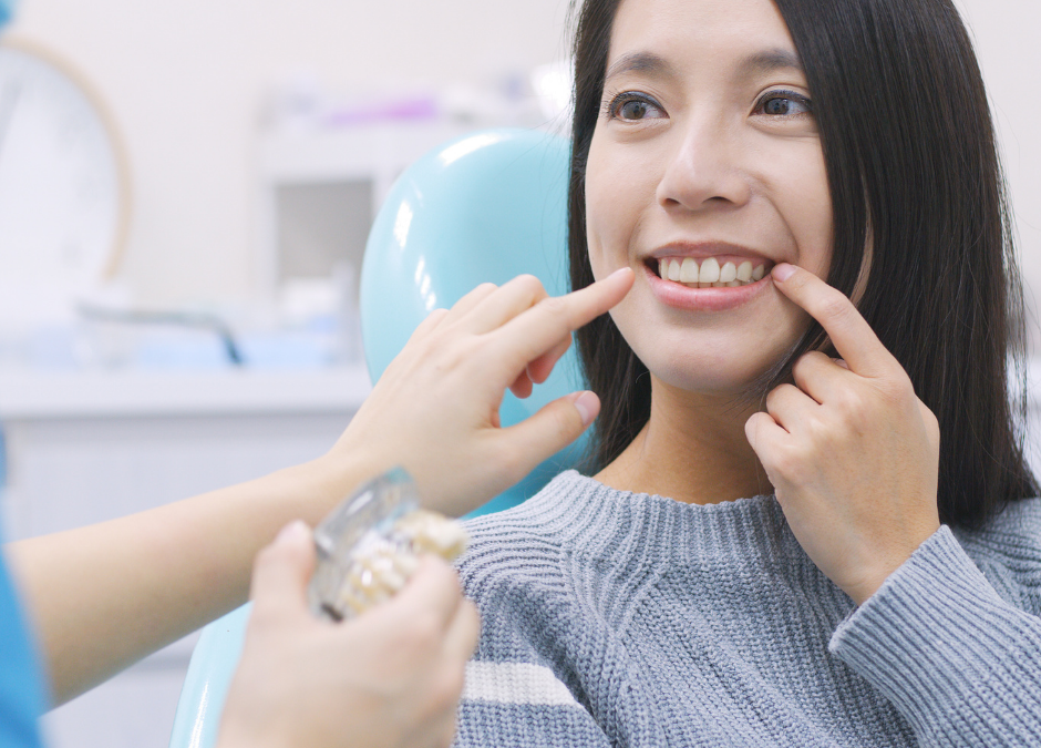 Can You Get A Root Canal With Veneers in Blackburn?